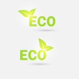 Ecology icon. Vector Stock Image