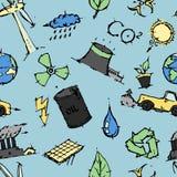 Ecology icons set vector illustration