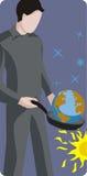 Ecology illustration series Stock Photo