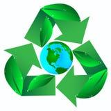 ecology logo Stock Image