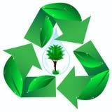 Ecology logo Stock Images