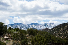 Ecology Park Temple Canyon Canon City Colorado. Southwestern landscapes / old west scenics located in Ecology Park Temple Canyon Canon City Colorado. Views of royalty free stock image