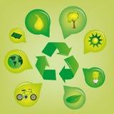 Ecology royalty free illustration