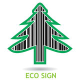 Ecology sign Royalty Free Stock Photography