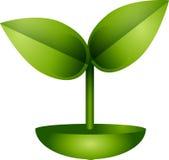 Ecology symbol Stock Photography