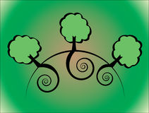 Ecology symbol Stock Image