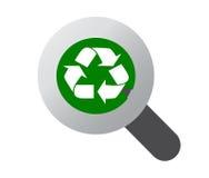 Ecology symbol Royalty Free Stock Image