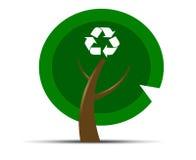 Ecology symbol Stock Photo