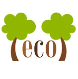 Ecology symbol Stock Photos