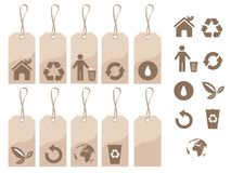 Ecology tags Stock Images