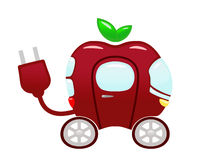 Ecology transport concept Royalty Free Stock Photography