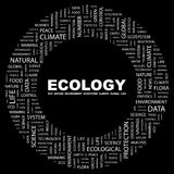 ECOLOGY. Royalty Free Stock Photography