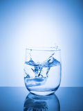 Ecologycal concept. Water preservation, water resources, purification, clear water, water leak. Lifestyle for healthcare Stock Photos