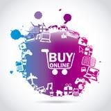 Ecommerce Royalty Free Stock Photos
