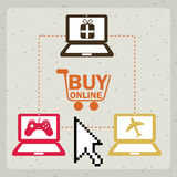 Ecommerce Royalty Free Stock Images