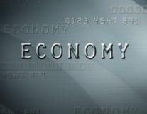 Economía Imagen de archivo libre de regalías