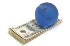Economía global Imagen de archivo libre de regalías