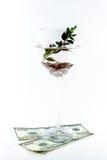 Economía y crecimiento Foto de archivo libre de regalías