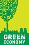 Economía verde Fotografía de archivo