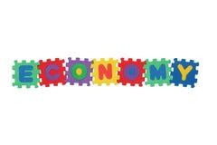 Economia Fotografie Stock