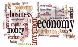 Economia illustrazione di stock