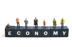 Economia Foto de Stock