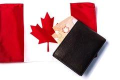 Economia canadense fotos de stock royalty free