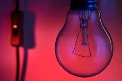 Economia de energia Imagens de Stock Royalty Free