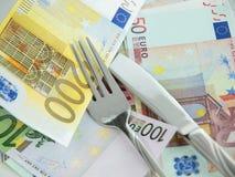 Economia do dinheiro Fotos de Stock