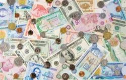 Economia global Foto de Stock Royalty Free