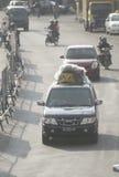 ECONOMIA GLOBALE DI COLPO DI PREZZI DEL PETROLIO DELL'INDONESIA Fotografia Stock Libera da Diritti