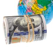 Economia mundial foto de stock