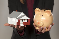 Economia para a casa Foto de Stock