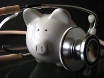Economia para cuidados médicos Foto de Stock
