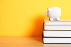 Economia para a faculdade Imagem de Stock Royalty Free