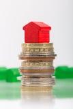 Economia para uma casa Imagens de Stock Royalty Free