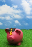 Economias da instrução Foto de Stock