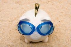 Economias das férias Foto de Stock Royalty Free