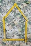 Economias para a casa Imagens de Stock Royalty Free