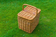 Economic basket Stock Images