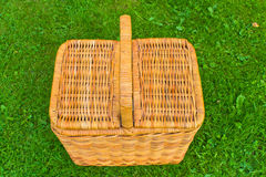 Economic basket Royalty Free Stock Photo