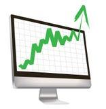 Economic boom Stock Photo