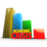 Economic crisis Stock Photo