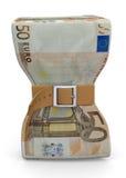Economic Crisis Concept - 3D Stock Photo