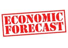 ECONOMIC FORECAST Stock Image