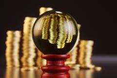 Economic future Stock Photography