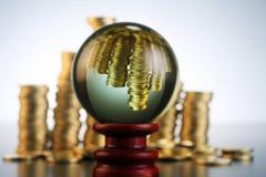 Economic future Stock Image