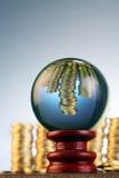 Economic future Royalty Free Stock Photos