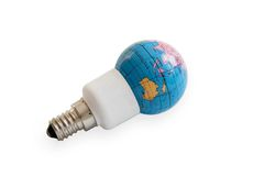 Economic globe Stock Photos
