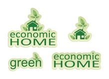 Economic home Stock Image